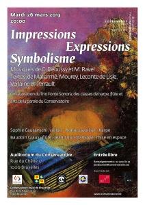 Affiche impressions