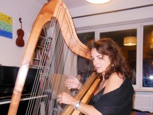 harpe ancienne